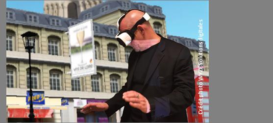 Réalité virtuelle augmentée Wyze
