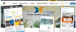 Nouvelle rubrique publications site Shop Expert Valley