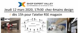 Rencontre cluster Shop Expert Valley mars 2020