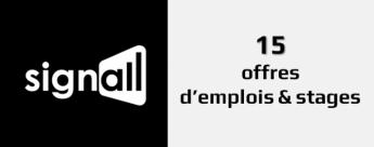 Offres d'emploi et stages SignAll
