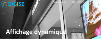 Digise affichage dynamique rejoint la Shop Expert Valley