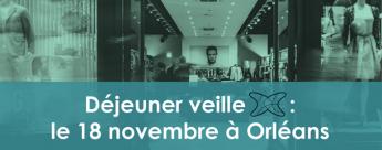 Déjeuner Veille marché Shop Expert Valley : retail, points de vente, commerce