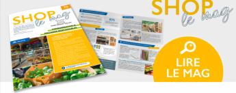 Shop le mag #6 -L'actualité des points de vente par Shop Expert Valley