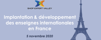 Etudes enseignes internationales retail Shop Expert Valley 2020