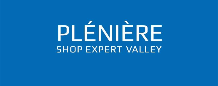 bloc plénière Shop expert Valley