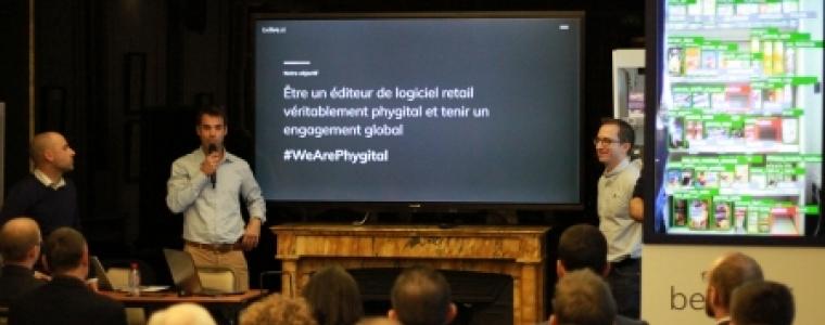 Ageco Agencement, membre de Shop Expert Valley, présente les innovation Belive.ai
