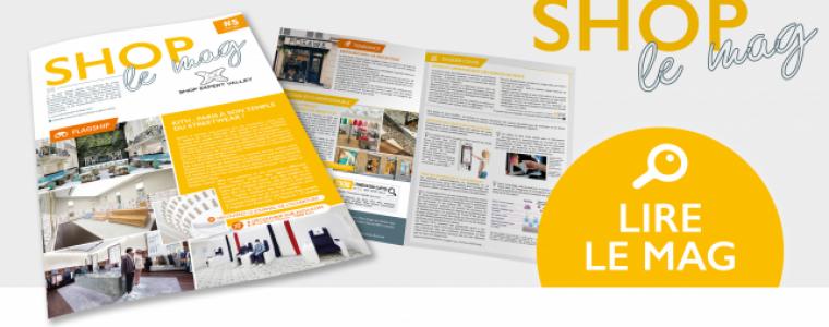 Shop le mag #5 -l'actualité des points de vente
