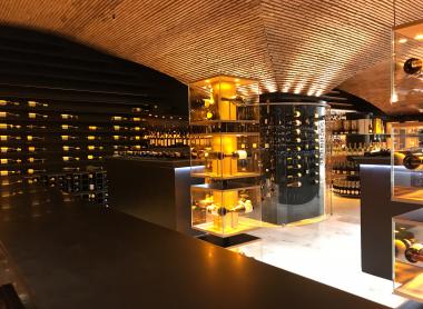 Realisation NLX cave vin Leclerc Baléone 2